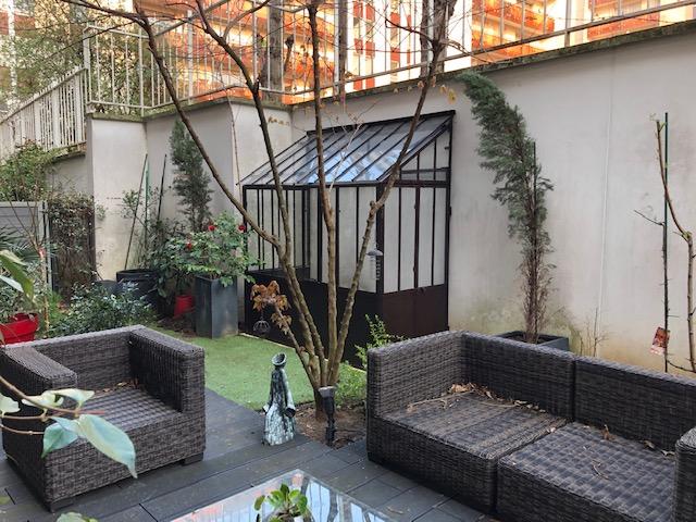 Jardin et terrasse dans Paris Entretien et Plantation